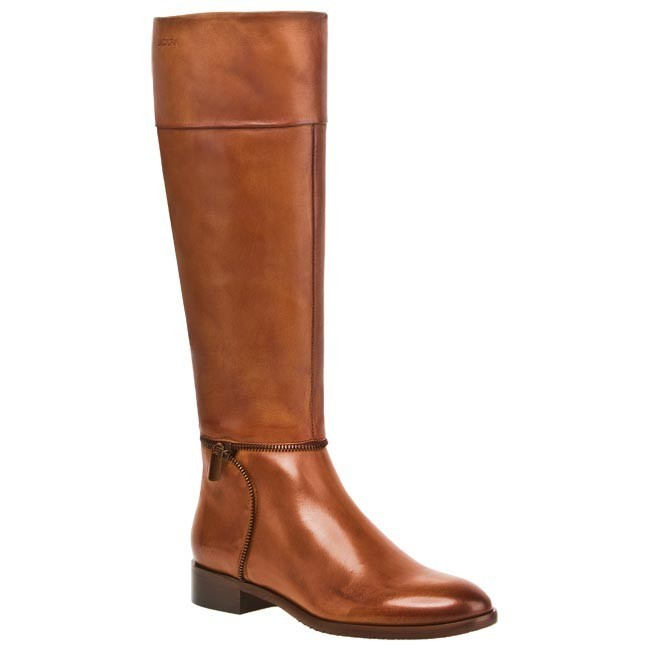 Knee High Boots BADURA - 9051-69-263 Cuoio