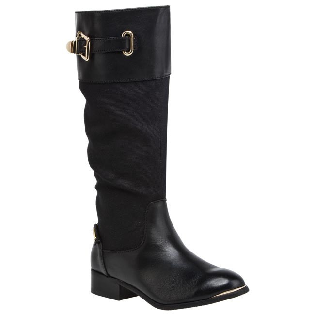 Knee High Boots PEPE JEANS - PFS50438 999