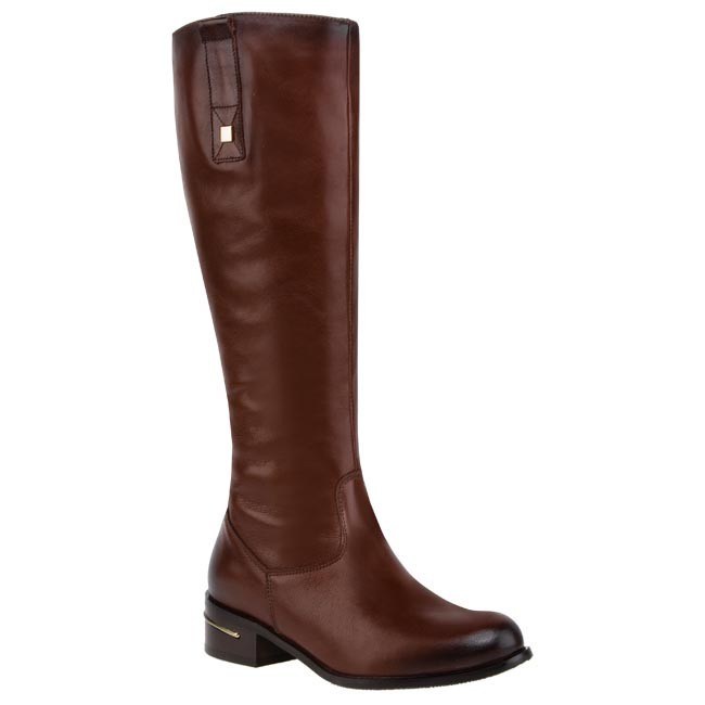 Knee High Boots EKSBUT - 93-2090-929-1G