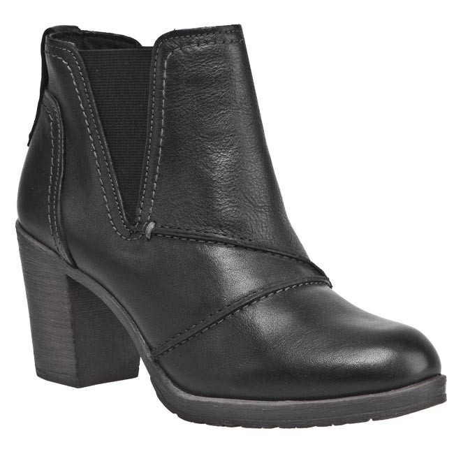 Boots MARCO TOZZI - 2-25368-21 Black Antic 002