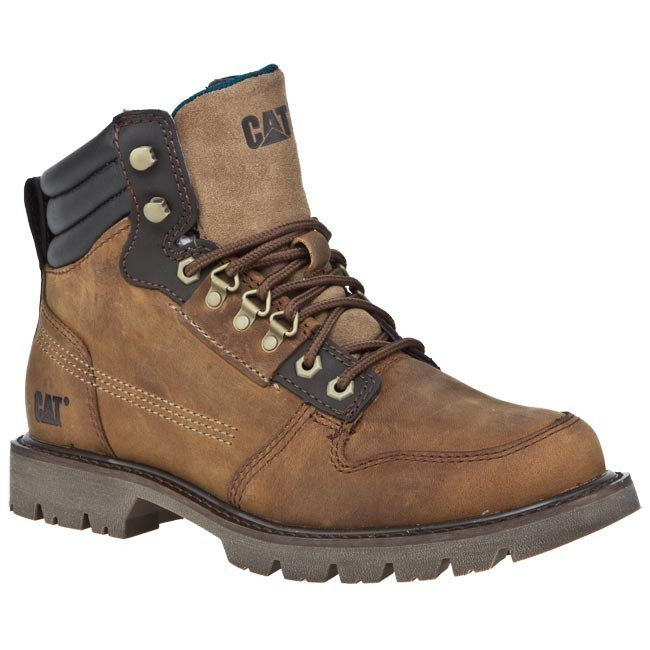 Boots CATERPILLAR - Nelson P716349 Dark Beige