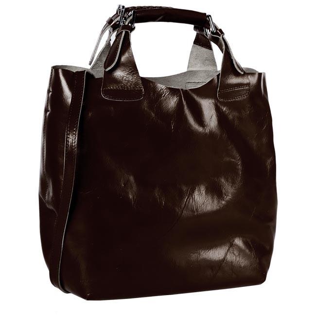 Handbag CREOLE - RBI 0002 M Brown
