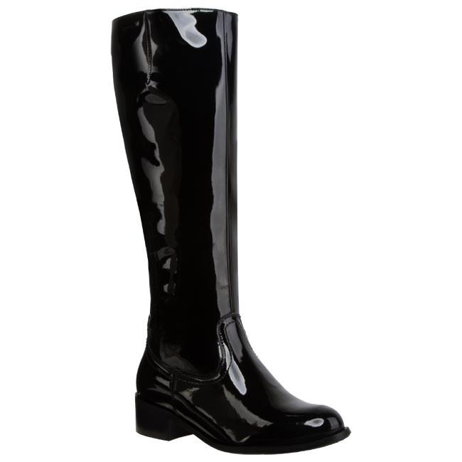 Knee High Boots EKSBUT - 93-2118-121-1G Black