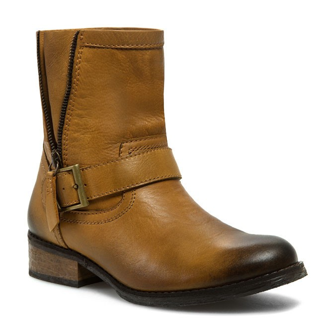 Boots NESSI - 407/O Camel 8
