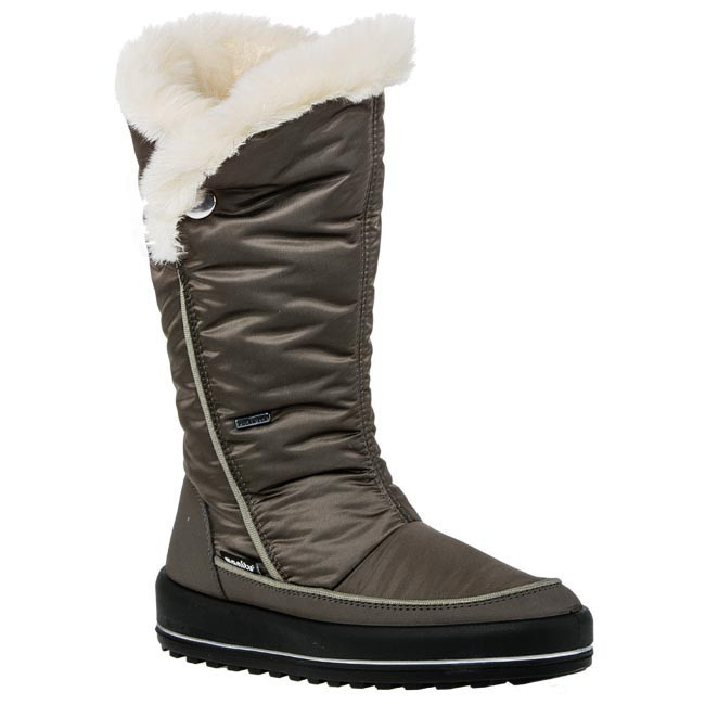 Snow Boots MANITU - 990634-2 Brown