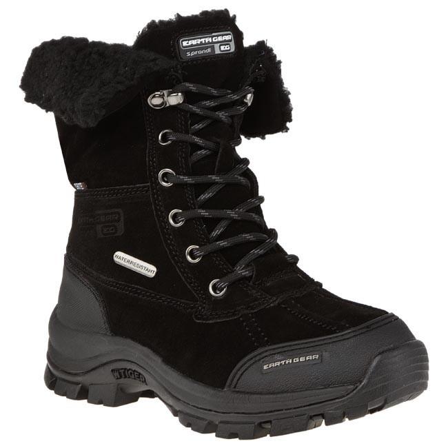 Hiking Boots SPRANDI - 53-508-6022 Black