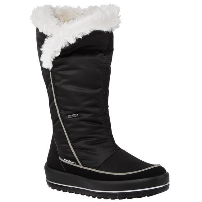 Snow Boots MANITU - 990634 Black