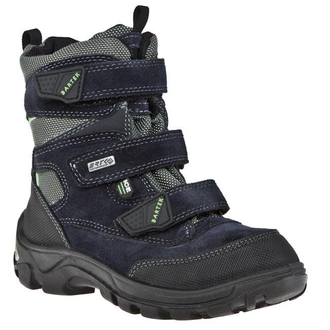 Snow Boots BARTEK - 37671-E97 Blue