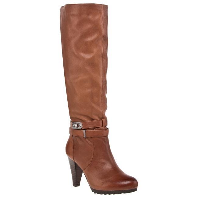 Knee High Boots SCA'VIOLA - 3UD71 Brown