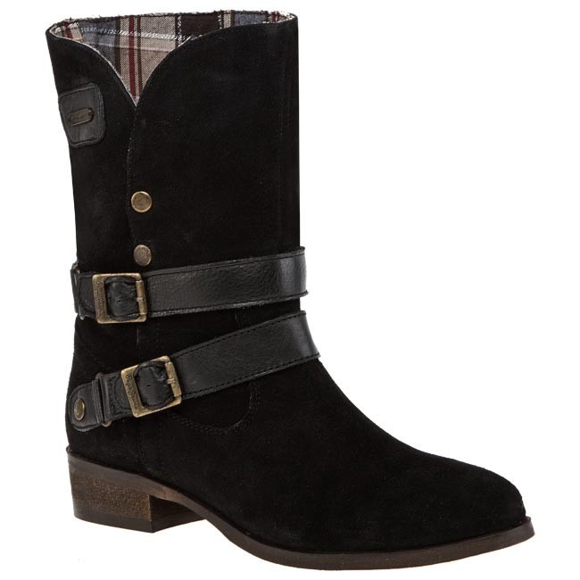 Boots PEPE JEANS - Sutton PFS50335 Black 999