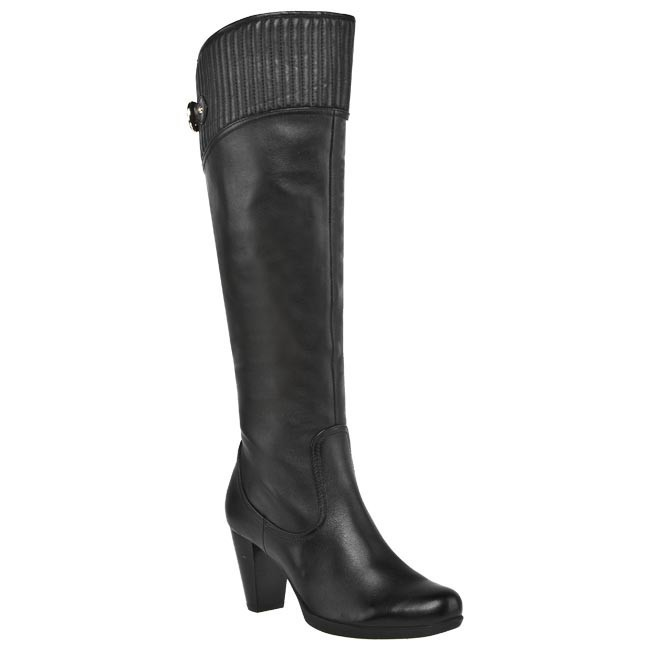 Knee High Boots SCA'VIOLA - CPX89 Black