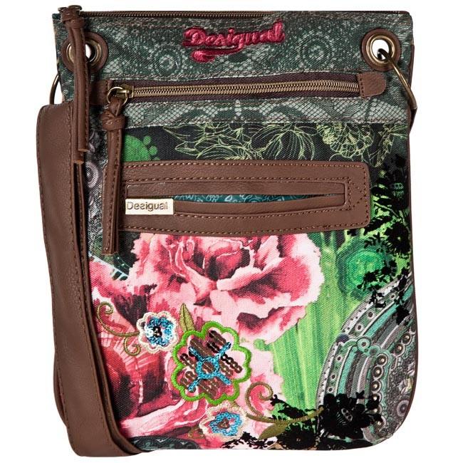 Handbag DESIGUAL - Bols Garden Flamenco 37X5063 4069