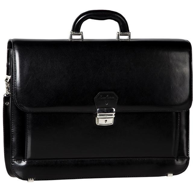 Briefcase STEFANIA - SV-B-392/Dw Black