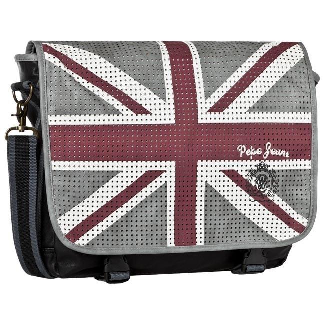 Torba PEPE JEANS - Bonnet Bag PM030213 Black 999