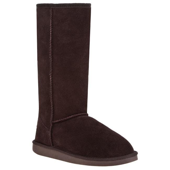 Shoes UKALA BY EMU AUSTRALIA - Sydney High W81001 Chocolate