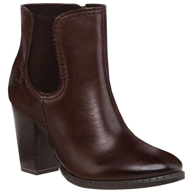 Boots MARCO TOZZI - 2-25390-21 325 Mocca Antic