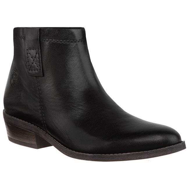 Boots MARCO TOZZI - 2-25357-21 Black Antic 002