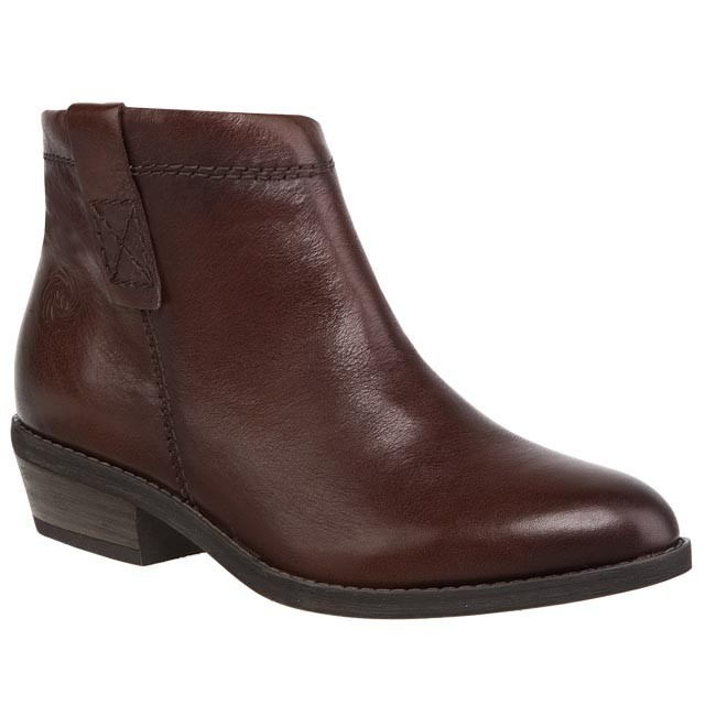 Boots MARCO TOZZI - 2-25357-21 Chestnut Antic 357