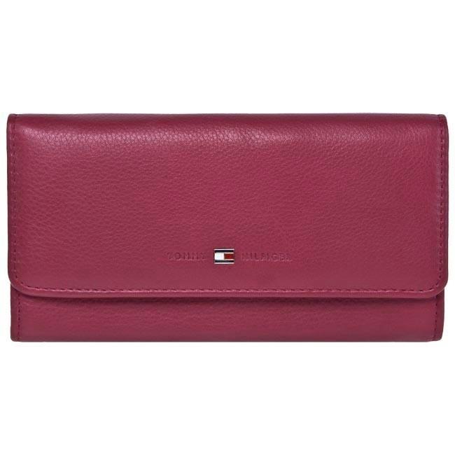 Duży Portfel Damski TOMMY HILFIGER -  Belle E/W Large Wallet BW56919317 260