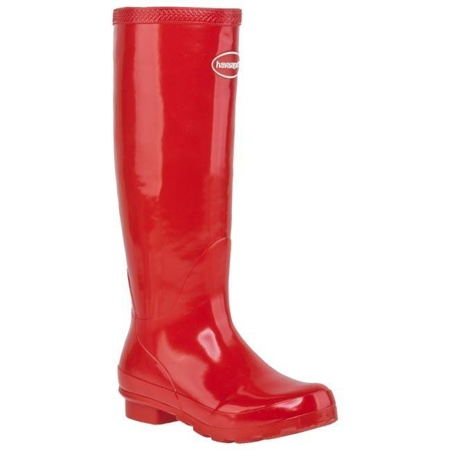 Kalosze HAVAIANAS - Helios Rain Boots 1001212 1006 Pumpkin