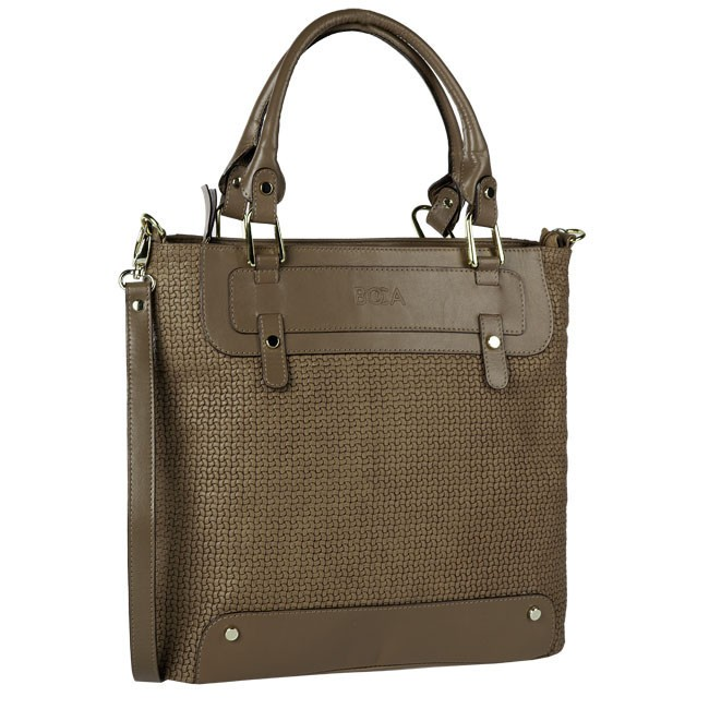 Handbag BOCA - 21-S 92/91 Brown
