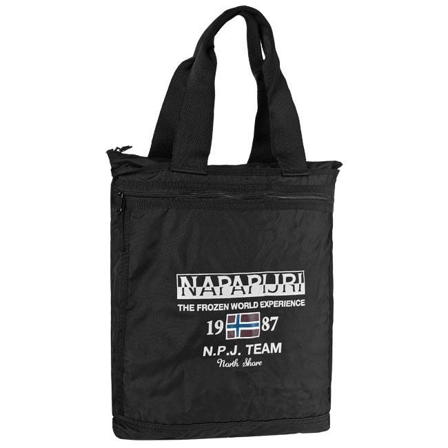 Torebka NAPAPIJRI - Hakuba Folding Shopper 2B NN0C03 041 Black