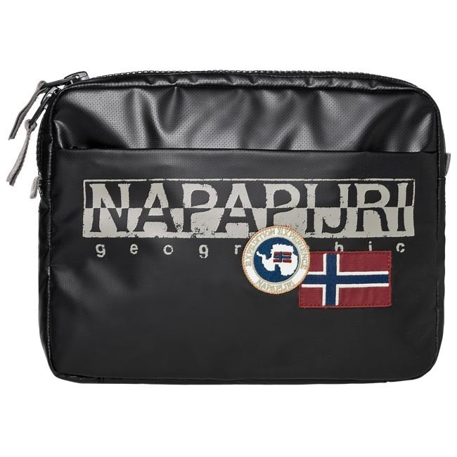 Torba na laptopa NAPAPIJRI - Expedition PC Holder 13' 2B NN0D12 041 Black
