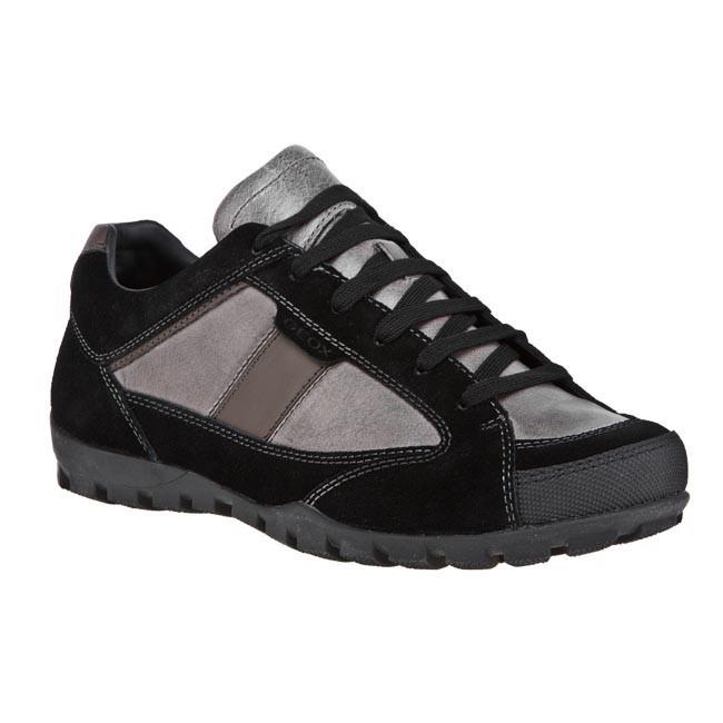 Shoes GEOX - U Roccia E U34X2E 04322 C0062 Black Grey