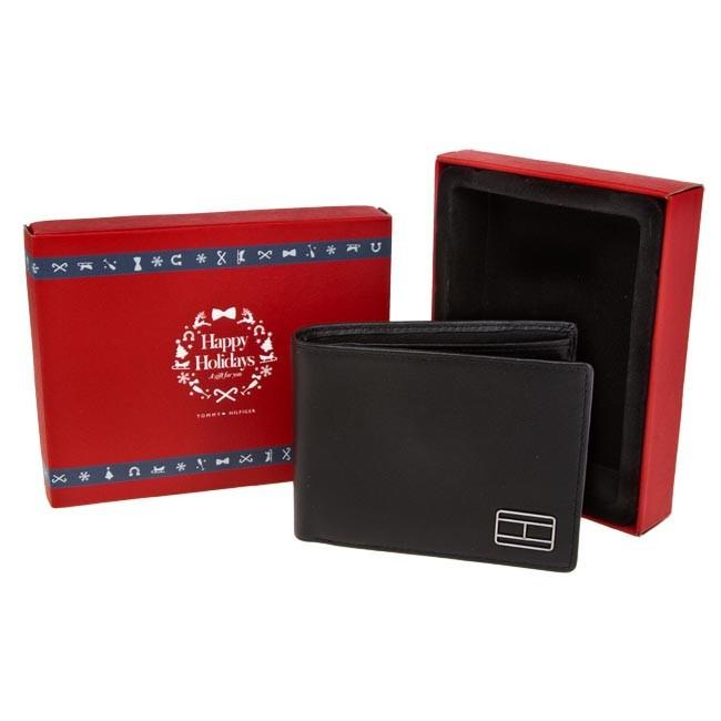 Large Men's Wallet TOMMY HILFIGER - Jaxon CC Flap And Co BM56922120 990