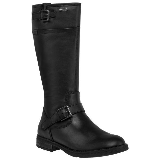 Knee High Boots GEOX - J Sofia ABX A J34D3A 00043 C9999 Black