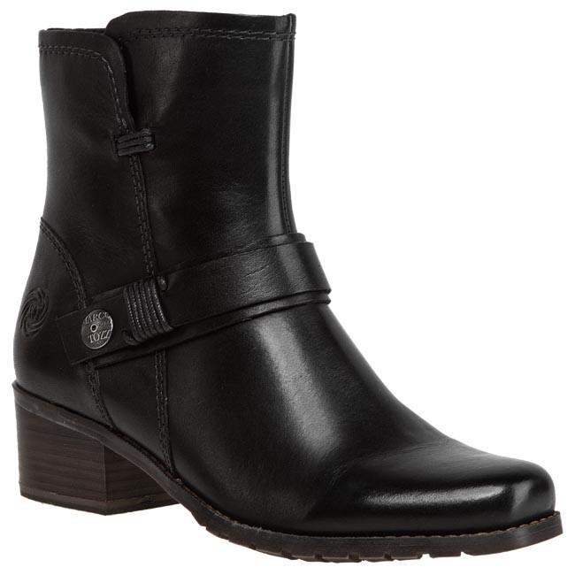 Boots MARCO TOZZI - 2-25378-21 Black Antic 002