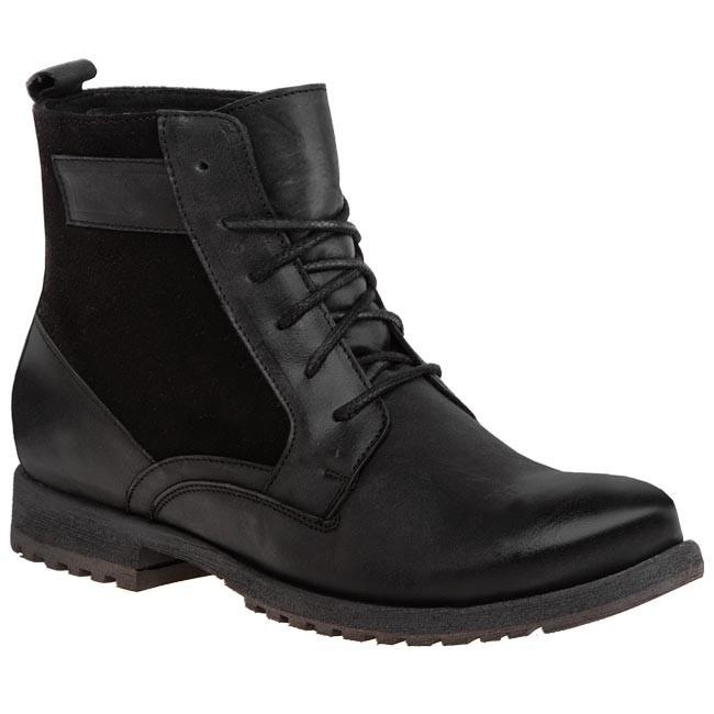 Knee High Boots GREGOR - 01373-ME-V10 Black