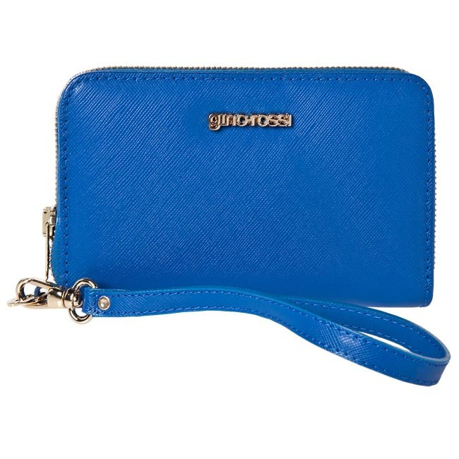 Large Women's Wallet GINO ROSSI - AFV041-GRD-BTBT-5300-X Blue
