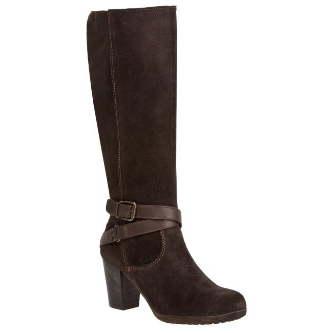 Knee High Boots TAMARIS - 1-25558-21 Mocca 446