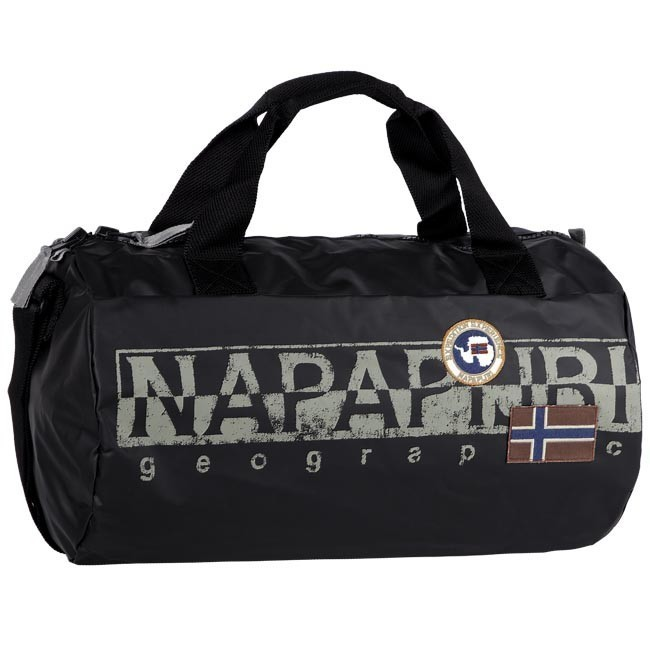 Torba NAPAPIJRI - Expedition Duffle 2B MM0D05 041 Black