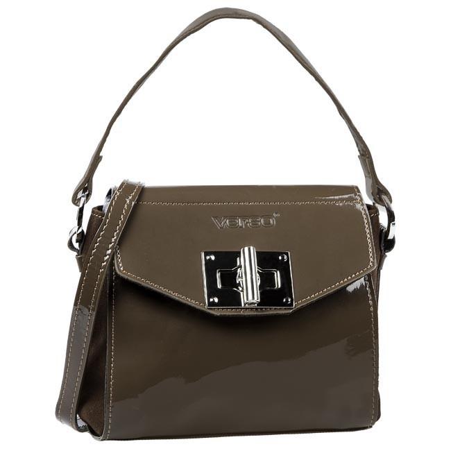 Handbag VERSO - 3030-9343A Brown