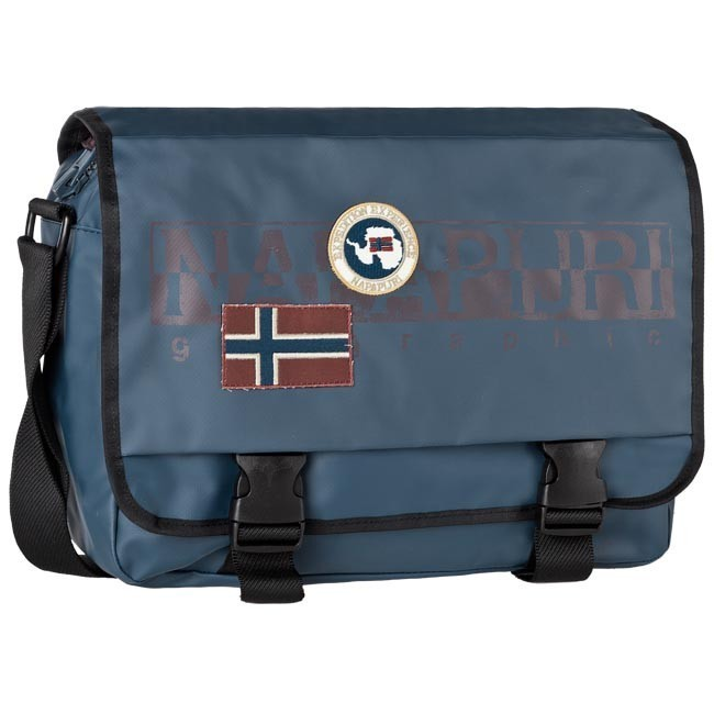 Torba NAPAPIJRI - Expedition Easy Messenger 2B NN0D07 176 Blue Marine