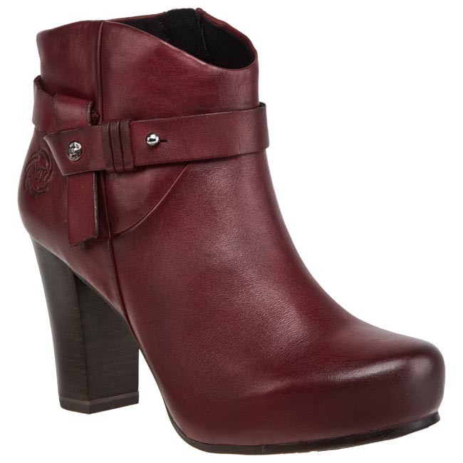 Boots MARCO TOZZI - 2-25011-21 Cranberry Antic 546