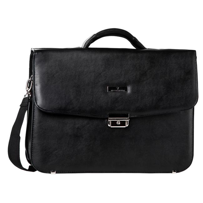 Men's Briefcase VIP - V18-03-022-10 Black