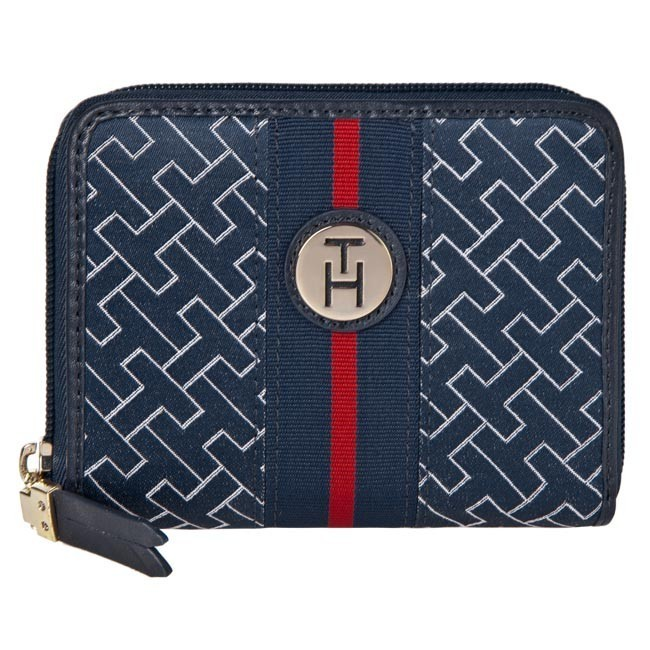 Large Women's Wallet TOMMY HILFIGER - BW56921157 403