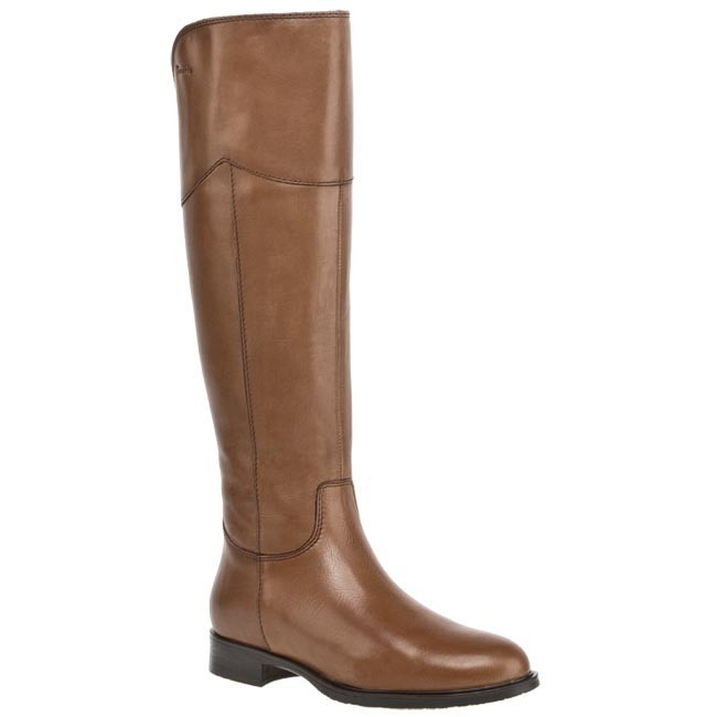 Knee High Boots TAMARIS - 1-25549-21 Brown