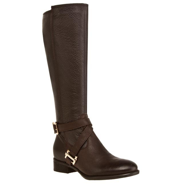 Knee High Boots OLEKSY - 1532/563/743/000/000 Brown