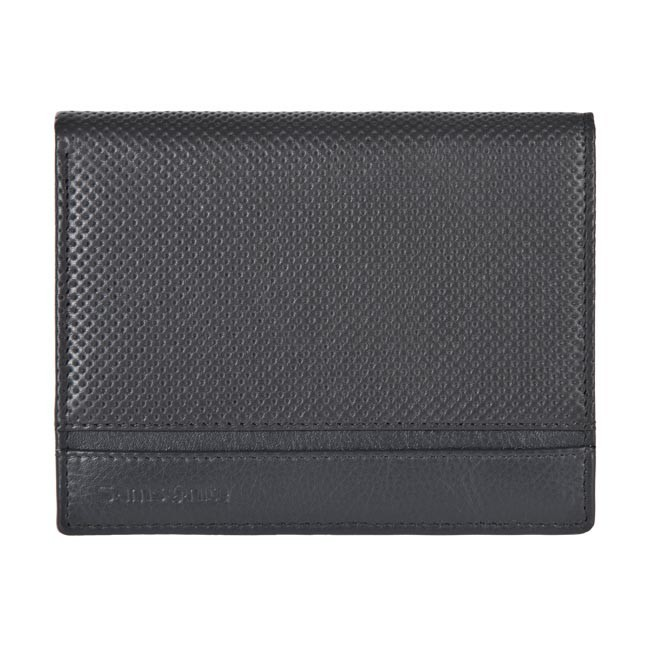 Large Men's Wallet SAMSONITE - 147-467 Gun Grey