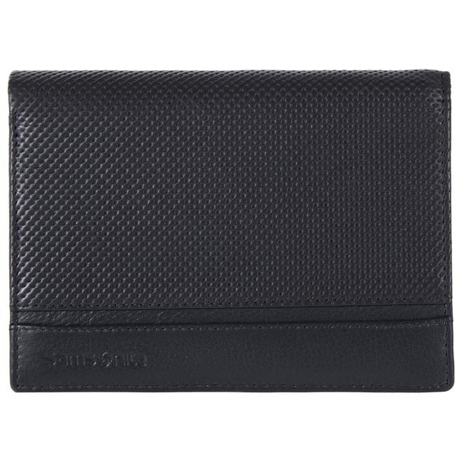 Large Men's Wallet SAMSONITE - 147-112 Gun Grey
