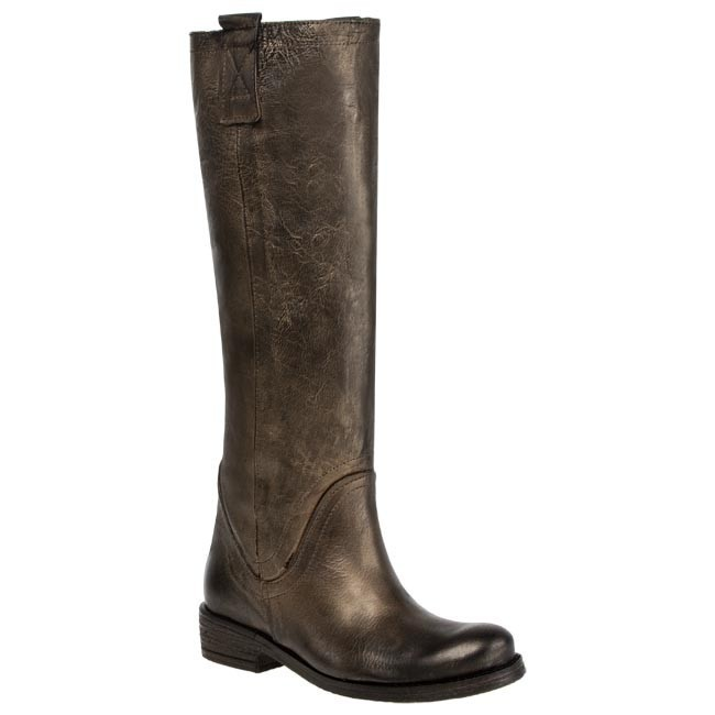 Knee High Boots VENEZIA - 904 Star Bronzo