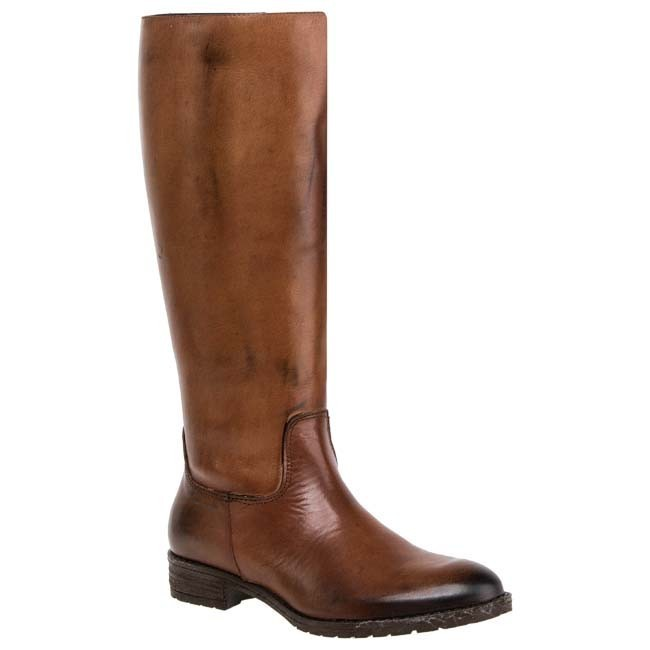 Knee High Boots VENEZIA - Siviglia Quebracho 022 Brown