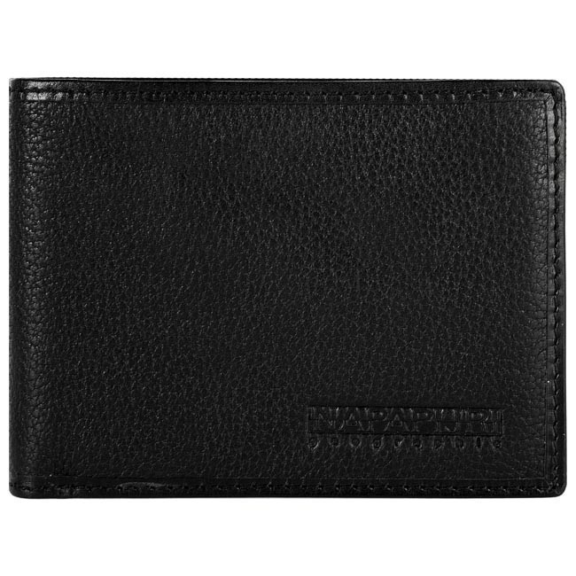 Small Men's Wallet NAPAPIJRI - 3B N N3V03 041 Black