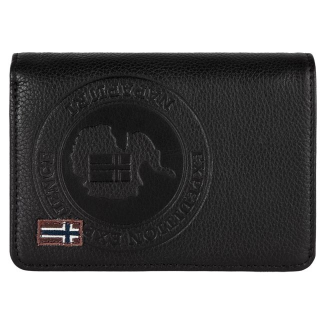 Large Men's Wallet NAPAPIJRI - 2B N N1P05 041 Black