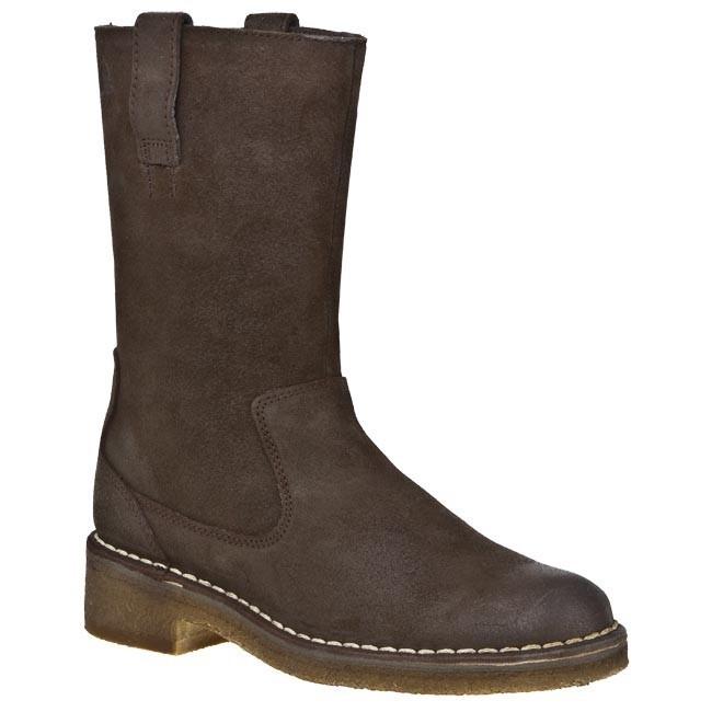 Boots CLARKS - Maida Edge 203558884 Dark Brown