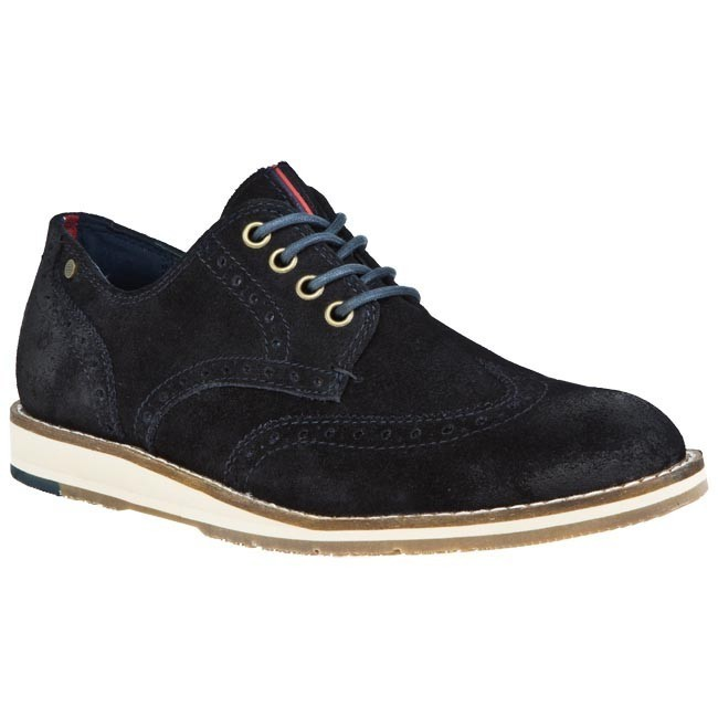 Shoes TOMMY HILFIGER - FM56816076 Midnight 403